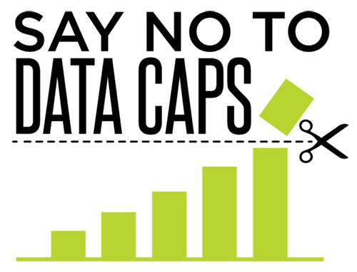 say no to data caps - nowthatsagame.com